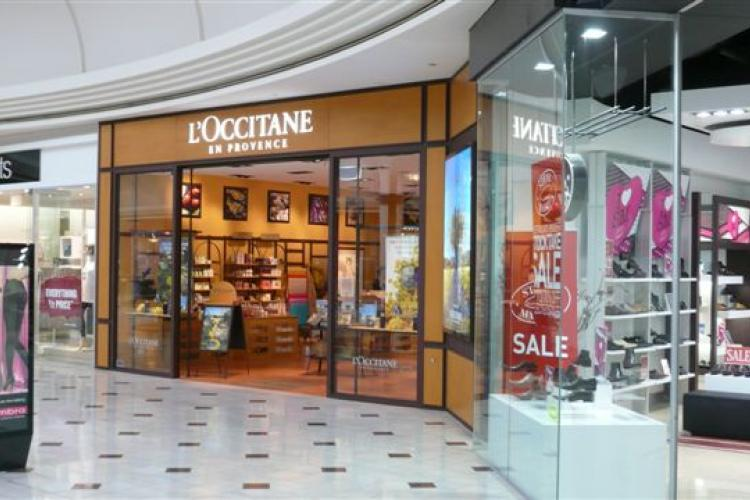 L'Occitane Shop Fitout 1