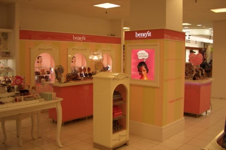 benefit shop fitout 1