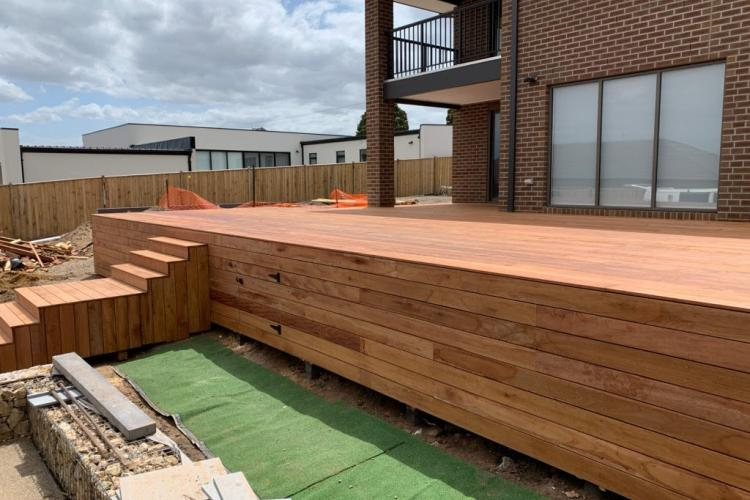 Timber Deck Narree Warren 1